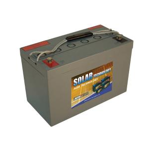 Batterie AGM 12 V, 118 Ah / DAB12-110 SOLAR TECHNOLOGY