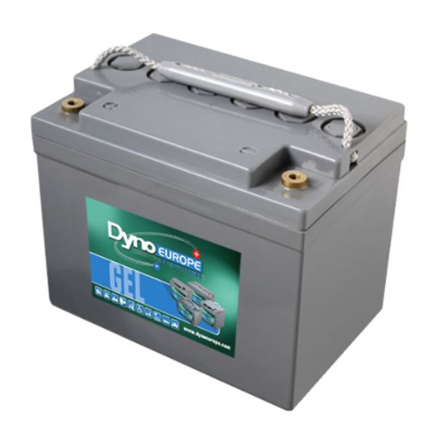 Batterie Gel 12 V, 36.4 Ah / DGY12-33EV DYNO EUROPE