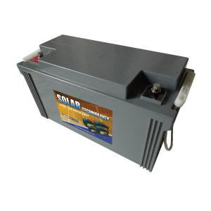 Batterie AGM 12 V, 128 Ah / DAB12-120 SOLAR TECHNOLOGY