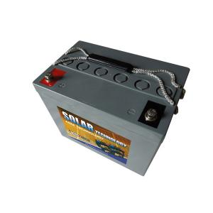 Batterie AGM 12 V, 92 Ah / DAB12-80 SOLAR TECHNOLOGY
