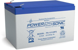 Batterie AGM PS-12120 Power Sonic / 12 V - 12 Ah C20