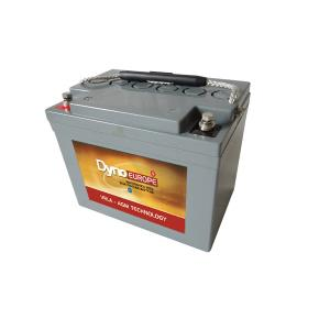 Batterie AGM cyclique 12 V, 34 Ah / DAB12-33EV DYNO EUROPE