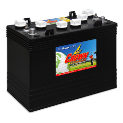 Batterie Deep Cycle US 12 V - 150 Ah / CR150 Batterie CROWN