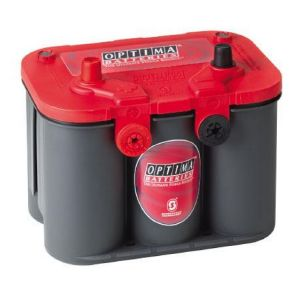 Batterie OPTIMA rouge RT U 4.2 / 12V - 50Ah