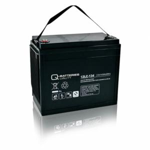 Batterie AGM cyclique 12LC-134 QUALITY BATTERIES / 12 V 134 Ah