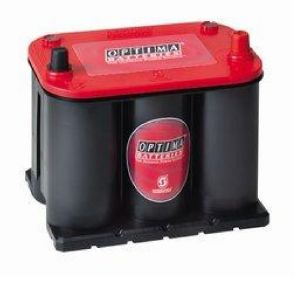 Batterie OPTIMA rouge RT R 3.7 / 12V - 44Ah