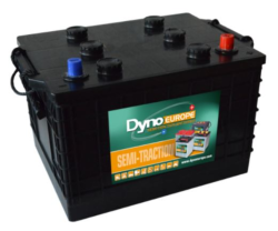 Batterie Semi-traction DYNO EUROPE 9.820.0 | 12V 135Ah