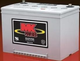 Batteries Gel M34-SLDG MK / 12 V 60 Ah