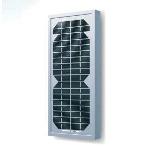 panneau solaire monocristallin 12 v 5 w. Black Bedroom Furniture Sets. Home Design Ideas