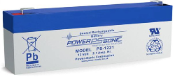 Batterie AGM PS-1221 Power Sonic / 12 V - 2.1 Ah C20