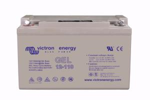 Batterie Gel Deep cycle 12 V, 110 Ah / GEL12-110 VICTRON ENERGY