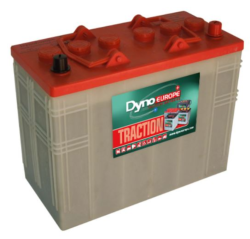 Batterie tubulaire 12 V - 140 Ah / DYNO EUROPE 4PzS118