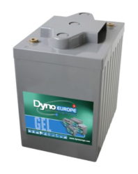 Batterie Gel 6 V, 220 Ah / DGY6-225EV DYNO EUROPE