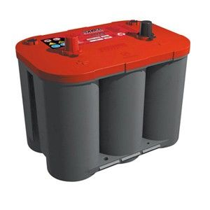 Batterie OPTIMA rouge RT S 4.2 / 12V - 50Ah