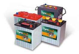 Batterie tubulaire 12 V - 167 Ah / DYNO EUROPE 4PzS126