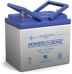 Batterie AGM PS-12350 Power Sonic / 12 V - 35 Ah C20