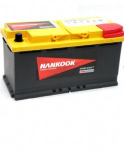 Batterie de démarrage AGM stop and go Hankook SA59520 12 V 95 Ah a7c4b1da1ed3