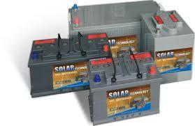 Batterie AGM 12 V, 181 Ah / DAB12-160 SOLAR TECHNOLOGY