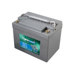 Batterie AGM cyclique DAB12-33EV HD DYNO EUROPE / 12 V 41,1 Ah