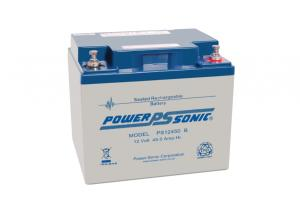 Batterie AGM 12V 45 Ah Power Sonic PS-12450
