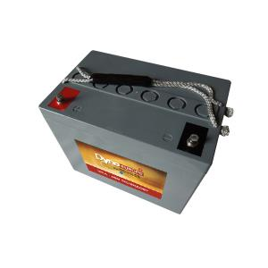 Batterie AGM cyclique 12 V, 86,6 Ah / DAB12-70EV DYNO EUROPE