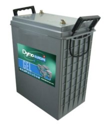 Batterie Gel 6 V, 320 Ah / DGY6-335EV DYNO EUROPE