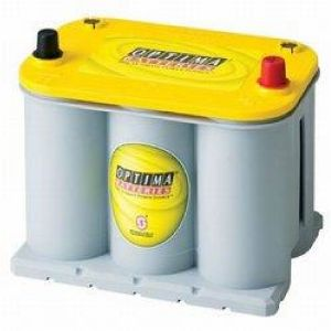 Batterie OPTIMA jaune YT R 3.7 12V - 48Ah