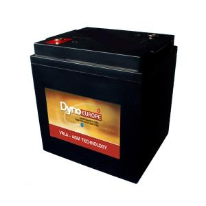 Batterie AGM cyclique 6 V, 122 Ah / DAB6-110EV DYNO EUROPE