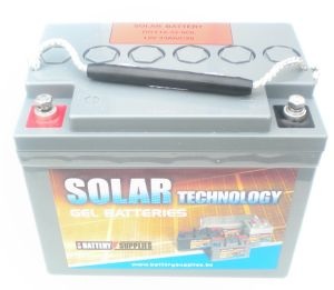 Batterie solaire Gel 12 V, 45,4 Ah / DGY12-44 SOLAR TECHNOLOGY