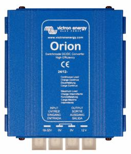 Convertisseur de tension DC/DC Orion 24/12 - 12 VICTRON ENERGY