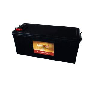 Batterie AGM cyclique 12 V, 226 Ah / DAB12-200EV DYNO EUROPE