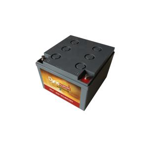 Batterie AGM12 V, 29,5 Ah / DAB12-26 SOLAR TECHNOLOGY