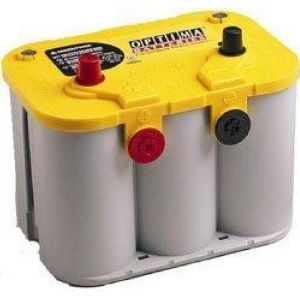Batterie OPTIMA jaune YT U 4.2 / 12V - 55Ah