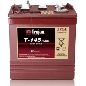 Batterie TROJAN T-105 PLUS / 6V 225 Ah