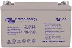 Batterie AGM Deep cycle 12 V, 110 Ah / AGM12-110 VICTRON ENERGY