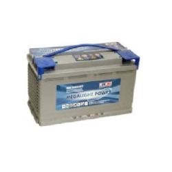 Batterie AGM ML 81090 Megalight Power MONBAT / 12 V 86 Ah