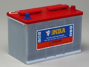 Batterie tubulaire 12 V - 95 Ah / NBA 3 TG 12 NH