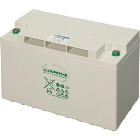 Batterie AGM HOPPECKE Sun Power VR M 12 V 70 Ah