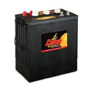 Batterie Deep Cycle US 6 V - 330 Ah / CR330 Batterie CROWN