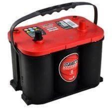 Batterie OPTIMA rouge RT R 4.2 12V - 50Ah