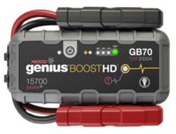 Booster de batterie Noco Genius GB70 12 V 2000 A