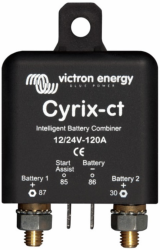 Coupleur de batteries VICTRON ENERGY Cyrix-ct 12/24V 120A