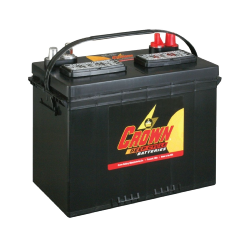 Batterie Deep Cycle US 12 V - 105 Ah / 27DC105 Batterie CROWN