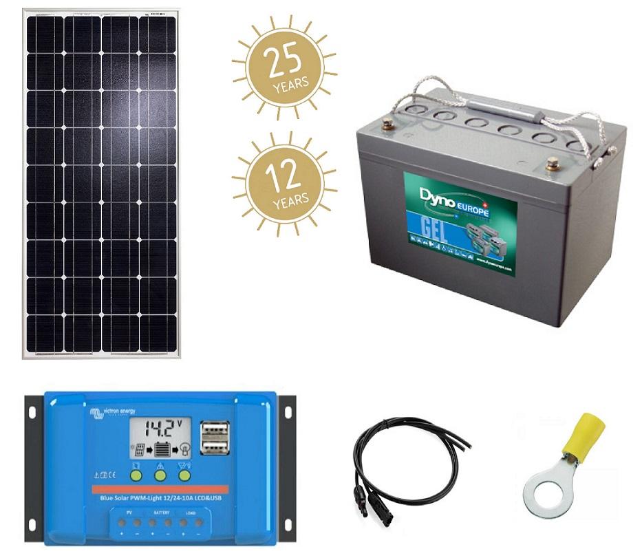 quel chargeur solaire 12v