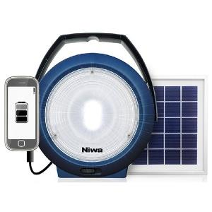 Lampe solaire portable LED NIWA Multi 300 XL