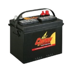 Batterie Deep Cycle US 12 V - 95 Ah / 24DC95 Batterie CROWN