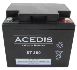 Batterie AGM étanche 12V 40 Ah   ACD ST 380 gamme VO 3e4ca24fcb7f