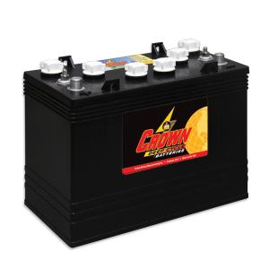 Batterie Deep Cycle US 12 V - 155 Ah / CR155 Batterie CROWN