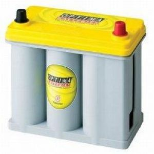 Batterie OPTIMA jaune YT R 2.7 / 12V - 38Ah
