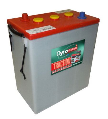 Batterie tubulaire 6 V - 425 Ah / DYNO EUROPE PzS320
